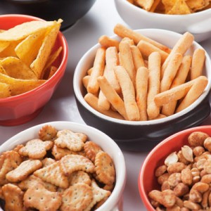 Extruded Products & Snack Foods